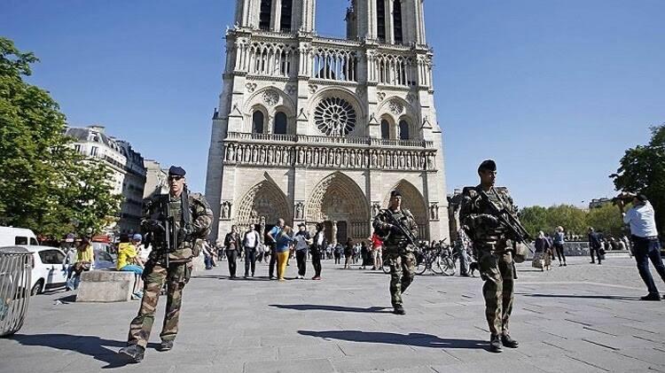 今天的巴黎已經不是你想像的那樣1