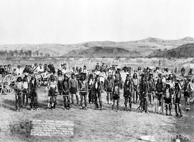 全美洲最早有8000萬印第安人,而今只有1000萬。