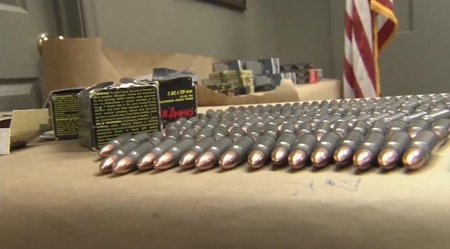 警方搜出手槍和1600發子彈 孫安佐案越演越烈美國FBI介入調查