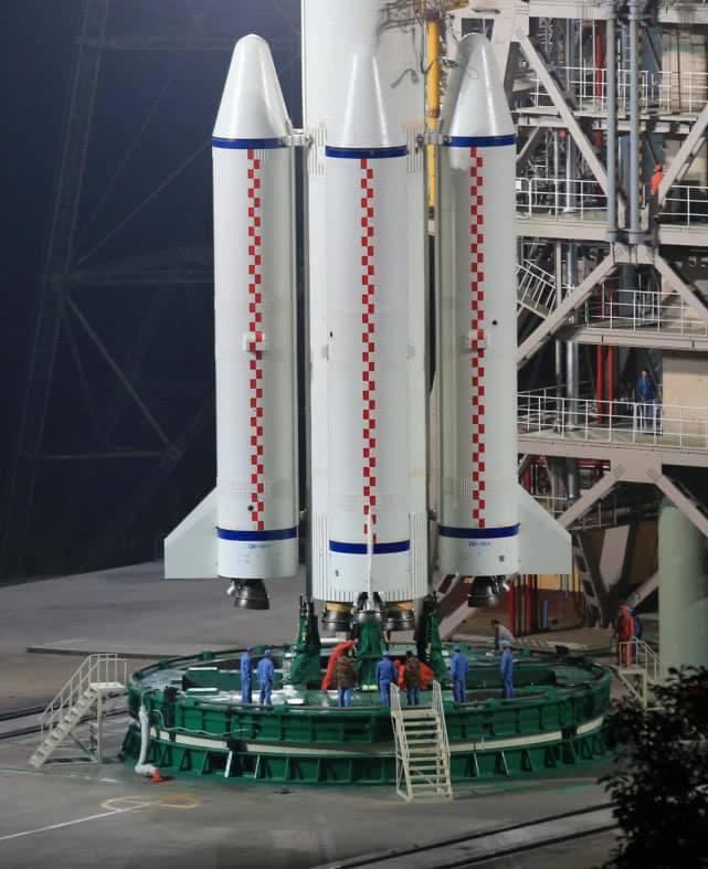 嫦娥四號探月1