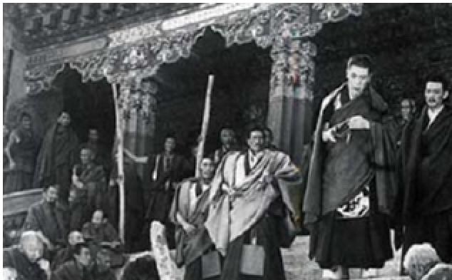 西藏1950 - 1959