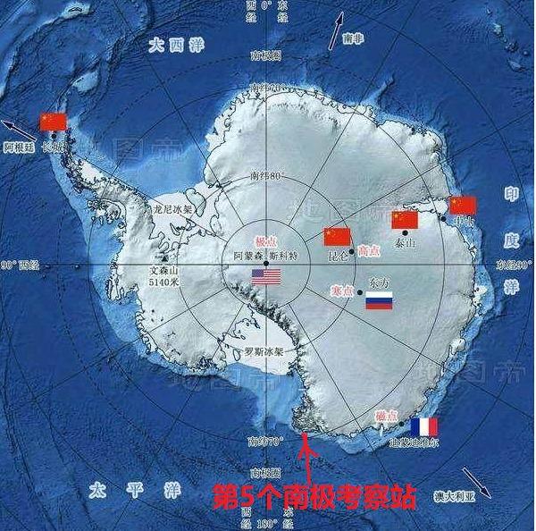 中國的南極工程1